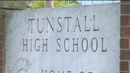 The principal at Tunstall High School believes an outbreak of chickenpox is under control.