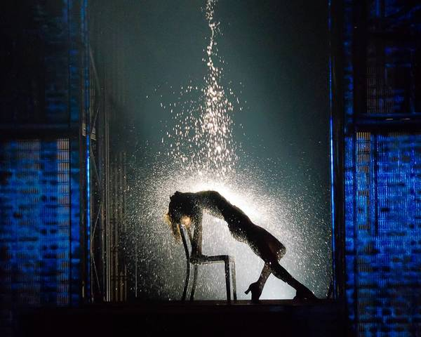 """Flashdance, the Musical"""