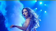 Jennifer Lopez joins RedOne's label, issues 'Live It Up' single