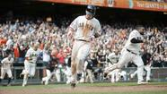 SAN FRANCISCO -- Andres Torres singled home Buster Posey with two outs in the 10th inning Wednesday to lift the San Francisco Giants to a 4-3 win on a day when their opponent, the Philadelphia Phillies, learned they'd be losing standout pitcher Roy Halladay to shoulder surgery.
