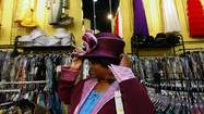 For their Sunday best, black women turn to Jewish clothier from Iran