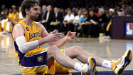 Lakers' Pau Gasol to have procedure on knees