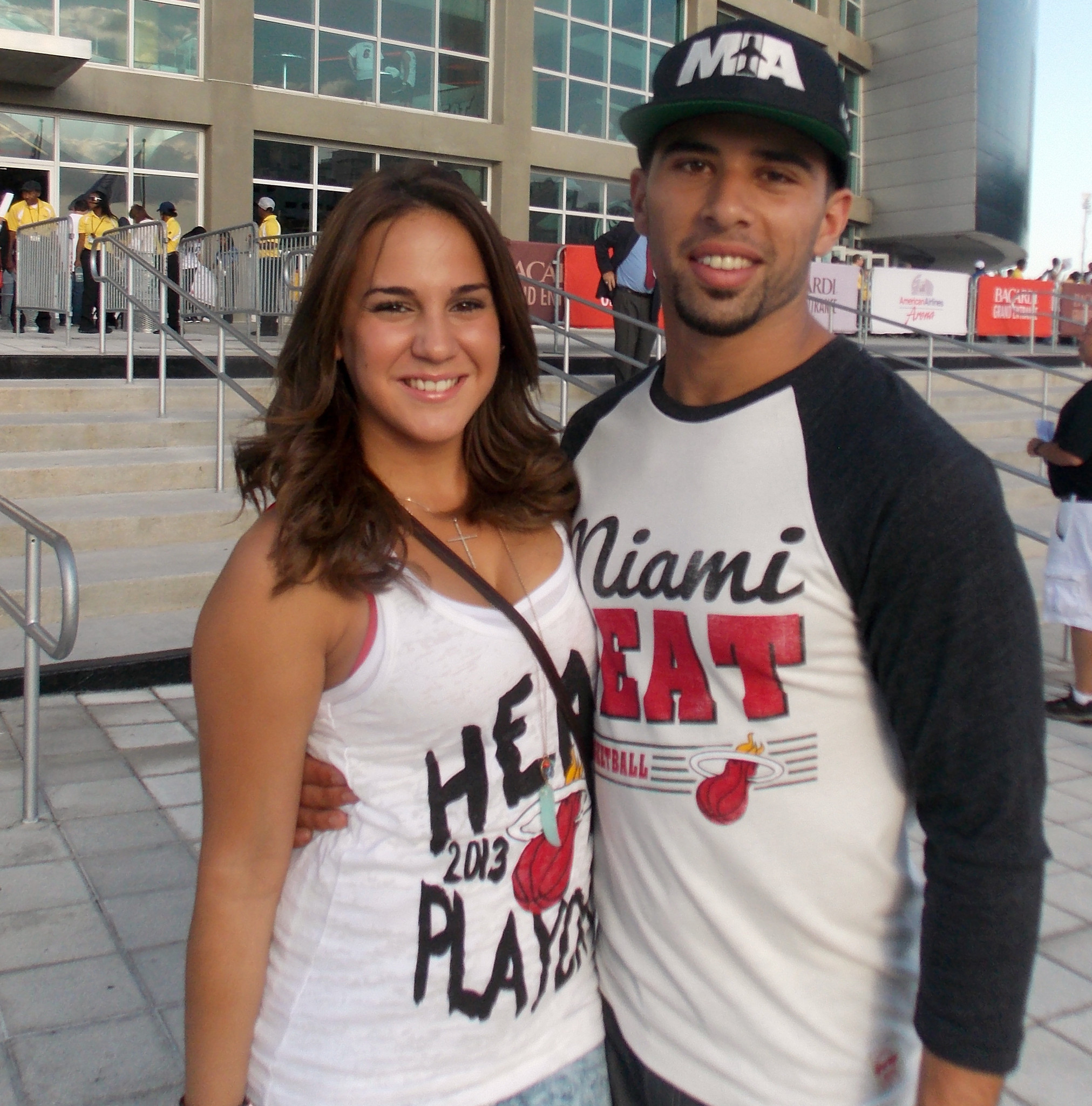 White Hot Heat fans - Heat nation