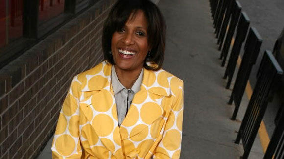 Veteran WFLD-Ch. 32 news anchor Robin Robinson, shown in a 2009 photo, has listed her five-bedroom house in Bucktown for just under $1.3 million. Full story