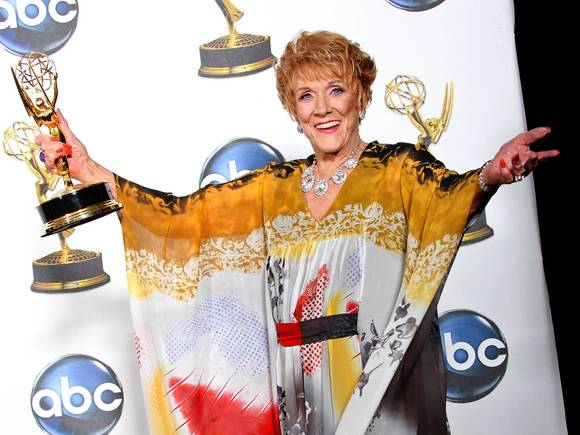 "Jeanne Cooper, who starred in the CBS soap opera ""The Young and the Restless,"" has died."