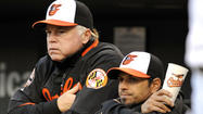 Orioles manager Buck Showalter said he spent 20 minutes on the phone with injured second baseman Brian Roberts on Wednesday discussing all the possible paths he could take with his lingering right hamstring injury.