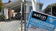 The Ocala area had the second-highest rate of home foreclosures in the nation during April, with Orlando ranked close behind in fourth, according to a new report.