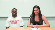 Imperial Valley College sophomore Joann Valdivia, 19, is ready for a change of scenery and a two-hour drive wasn't going to cut it.