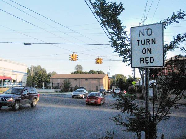 Some readers say they don't like making right turns on red and that their pet peeve is people who honk at them.