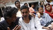 NEW DELHI -- As Bangladesh struggles to improve its dismal industrial safety record after a massive building collapse last month, another garment industry disaster has raised new cries for reform.