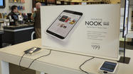 Microsoft may buy Barnes & Noble's Nook unit for $1 billion