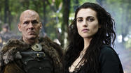 Merlin and King Arthur may have foiled Morgana's scheme to keep Gwen as her evil minion in Camelot, but the sorceress isn't giving up her undeclared war against Camelot.
