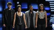'The Voice' recap, Introducing the Top 12