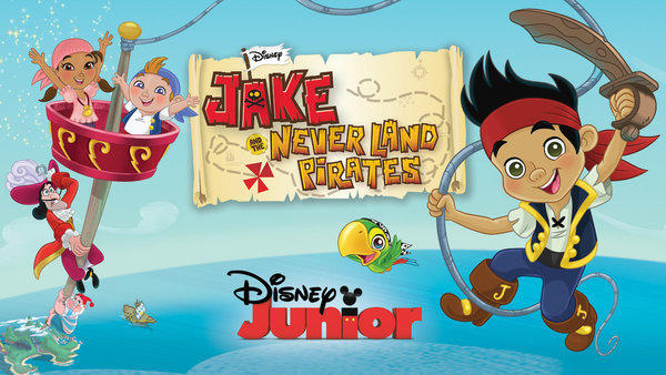 "Netflix obtained exclusive streaming rights to Disney Junior's ""Jake and the Never Land Pirates."""