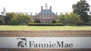 WASHINGTON -- Bailed-out housing finance giant Fannie Mae said Thursday it would pay the U.S. government $59.4 billion after posting a record profit for the first three months of the year.