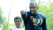 His purpose is simple: put on an informative, entertaining youth football camp for youth ages 10-17 that costs the participants nothing.