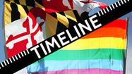 A gay history of Maryland [Timeline]