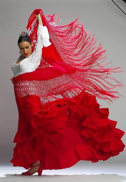 Clarita Filgueiras of Flamenco Puro