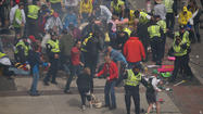 "WASHINGTON -- Five days before two bombs tore through crowds at the Boston Marathon, an intelligence report identified the finish line of the race as an ""area of increased vulnerability"" and warned Boston police that extremists may use ""small scale bombings"" to attack spectators and runners at the event."