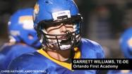 "<span style=""font-size: small;"">Orlando First Academy TE-DE Garrett Williams, a Class of 2015 prospect, reeled in another big-time offer Thursday as Big Ten Michigan State joined the list of suitors, according to TFA coach Leroy Kinnard.</span>"