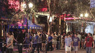 "Orlando has dropped a plan to establish an ""Intense Entertainment Zone"" downtown where bars and nightclubs would be allowed to play their music louder than a freight train."
