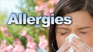 SPRINGFIELD, Mo. - Allergies are bringing along with them other sicknesses this week.
