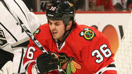 Once again, Dave Bolland will not be playing Thursday as the Chicago Blackhawks attempt to close out the Wild in Game 5 at the United Center.