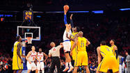 Indiana Pacers at New York Knicks