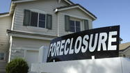 Foreclosure filings in Hampton Roads increased 5.93 percent in April compared to April last year, according to data released Thursday.