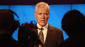 Alex Trebek Q&A: 'Jeopardy,' movies and donating to Smithsonian