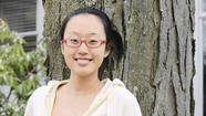 "Recently, a poem by Dulaney High School senior <b>Minwei Cao</b> was selected to be included in the ""Building Bridges to Celebrate our Global Village"" anthology. A student competition to write essays and poems about cultural diversity for the anthology was sponsored by World Artists Experiences, a nonprofit group that promotes worldwide mutual understanding and cross-cultural interaction. The title of Minwei's poem was ""Please Do Not Misunderstand."" In it, she writes of the need to strive for a universal language free of hate and prejudice ""that will roll off the tongue like water/ smooth and soft/ lovely and peaceful."""