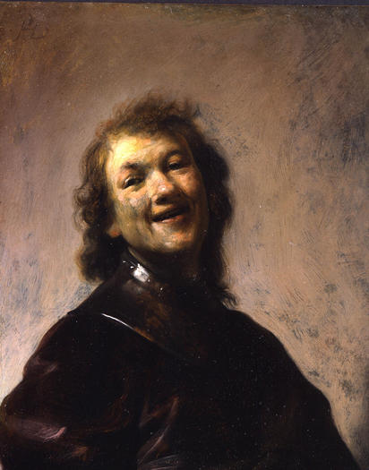 Getty Museum buys 'Rembrandt Laughing'
