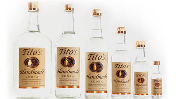 Tito's, a little-known vodka produced in Austin, Texas, will soon become the official vodka of the world's biggest airline.