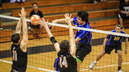 <strong>What</strong>: State boys volleyball tournament