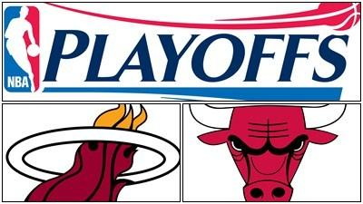 For starters: Miami Heat at Chicago Bulls