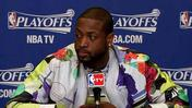 VIDEO: What Is Wade Wearing?