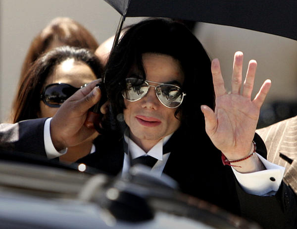 Michael Jackson after 2005 acquittal