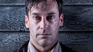 "Don Draper and Harry Potter are teaming up? Not exactly, but actors Jon Hamm and Daniel Radcliffe are appearing in the upcoming series ""A Young Doctor's Notebook,"" set to premiere this summer."