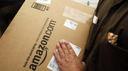In an effort to expand beyond the world of online retailing, Amazon.com is reportedly working on a high-end smartphone that would feature a 3-D screen.