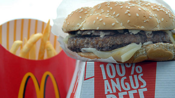 McDonald's is cutting the Angus burger from U.S. menus due to high beef prices.