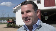 Under Armour's Kevin Plank on Sagamore Farm [Video]
