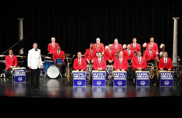 The Glenn Miller Orchestra is set to perform in Newport News