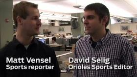 Right Back @ You: Selig and Vensel on the Orioles