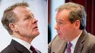 SPRINGFIELD — Senate President John Cullerton today sent his version of pension reform to the House, setting up a high-profile clash with the rival plan Speaker Michael Madigan already pushed through the House.