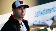 "Orioles right-hander Miguel Gonzalez, <a href=""http://www.baltimoresun.com/sports/orioles/blog/bal-orioles-righthander-miguel-gonzalez-placed-on-dl-with-thumb-blister-20130509,0,5544219.story"" target=""_blank"">who was placed on the 15-day disabled list on Thursday with right thumb blister</a>, said he's confident he will be able to return to the team's starting rotation when he's eligible to be activated May 19."