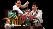Children's Theatre and Redmoon present first autism-friendly show