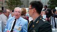 Korean War veterans