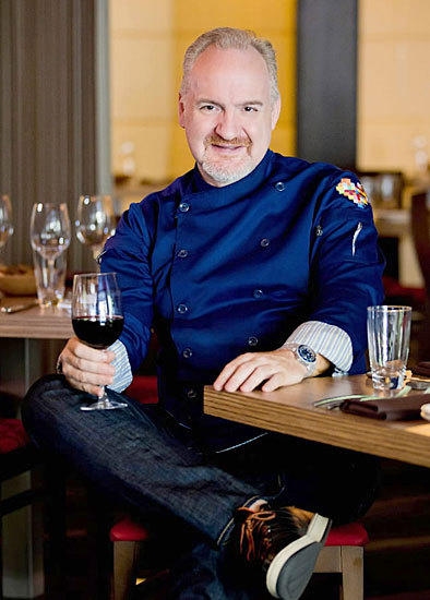 Chef art smith hosts book signing at table fifty two for Table 52 art smith