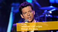 'American Idol' judges through the years