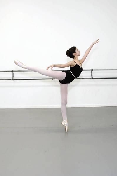 Elizabeth Powers of the Mount Dora School of Ballet.